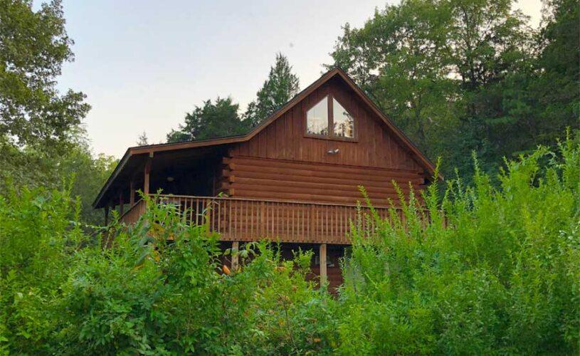 eureka springs cabins in the ozarks