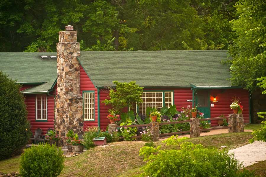 gaskins cabin eureka springs arkansas