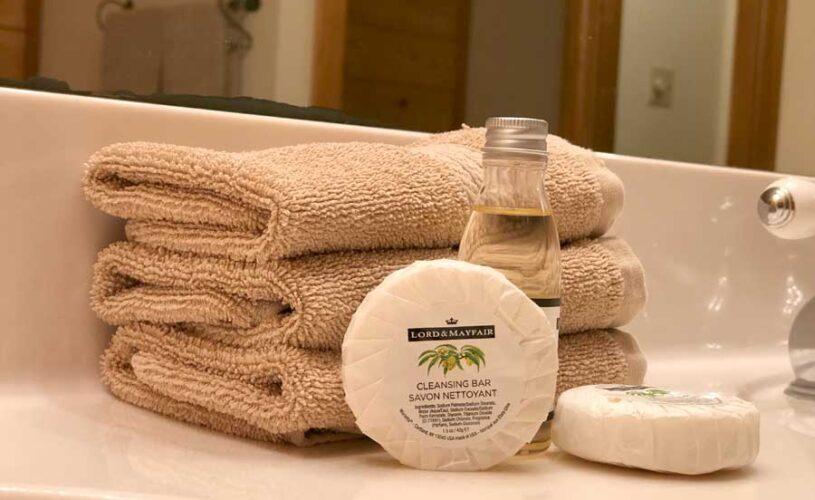 shady oak cabin soap